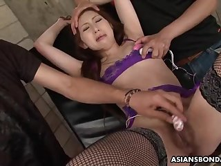 asuka soma can only moan while getting stimulated with vibra