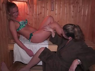 mom and laddie sexual intercourse in jacuzzi