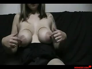 compilation be proper of moms and their yummy milk tits